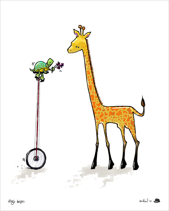 Image result for turtle riding unicycle