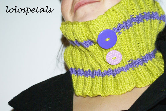 Neck warmer by lolospetals79