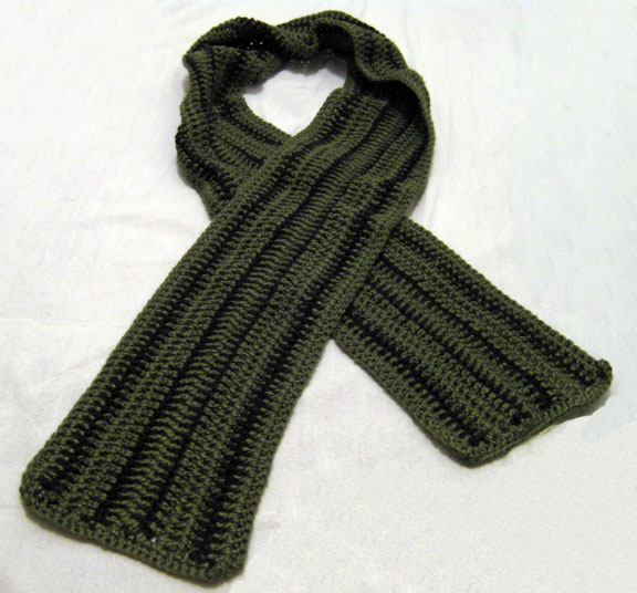 Scarf donation by Dylana Designs