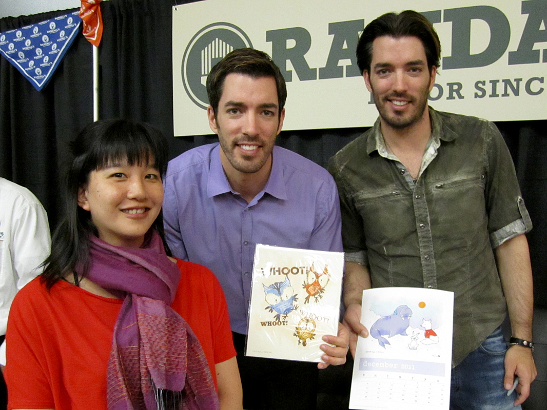 Jonathan Scott Property Brothers